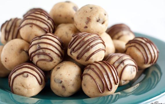 Mini galletitas de chocolate