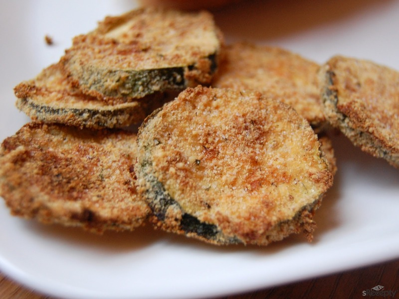 Chips de zucchini