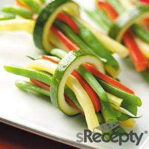 Paquete de verduras
