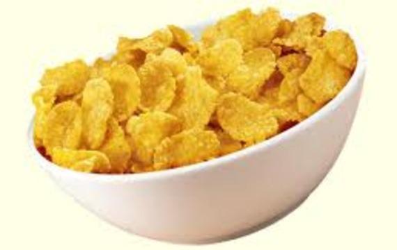 Copos de maíz