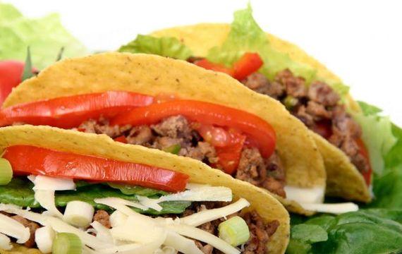 Tacos, quesadillas, burritos, enchiladas, fajitas: diferencias?