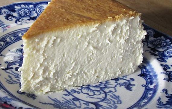 Cheesecake neoyorkino