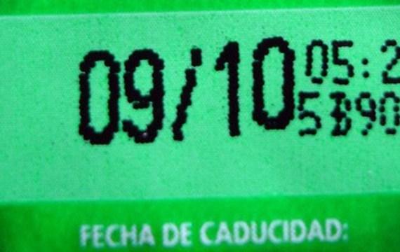 En España, sin fecha de vencimiento