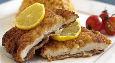 Schnitzel turco