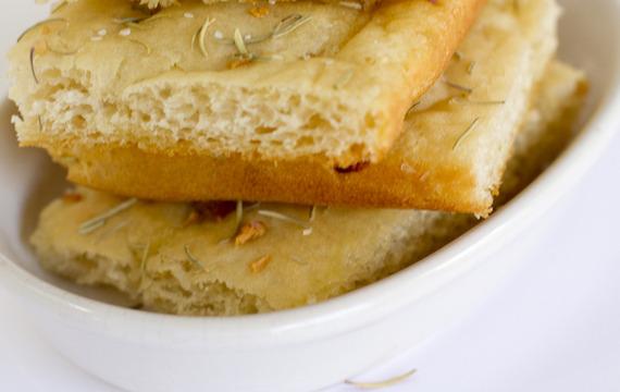 Pan de focaccia