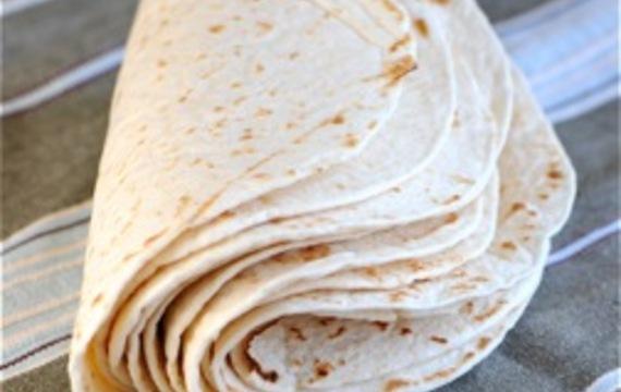 Masa básica de tortillas mexicanas