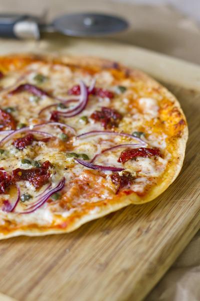 Pizza de tortilla