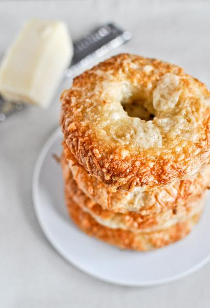 Panecitos de queso Asiago