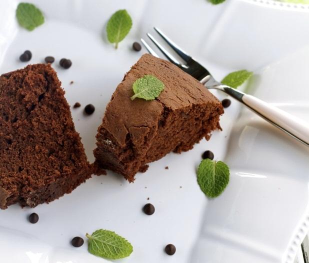 Ciambellone al chocolate
