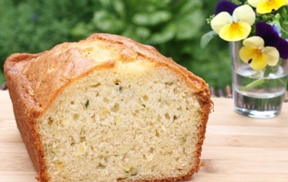 Pan de fruta y vegetales
