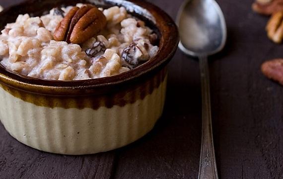 Pudding farro