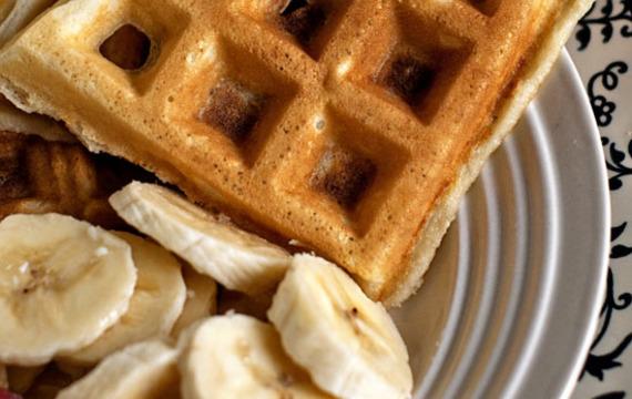 Waffles deliciosos