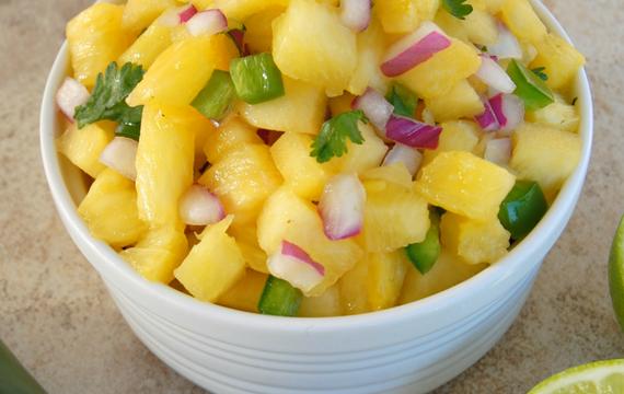 Ensalada de ananá