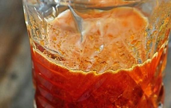 Vinagreta de tomates secos