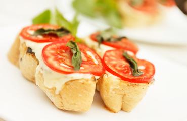 Recetas similares a crostinis de cerezas lim n y ricota for Entradas francesas faciles