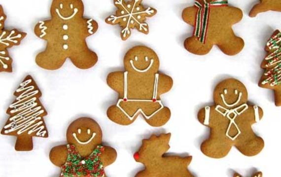 Diez consejos nutricionales para las Fiestas