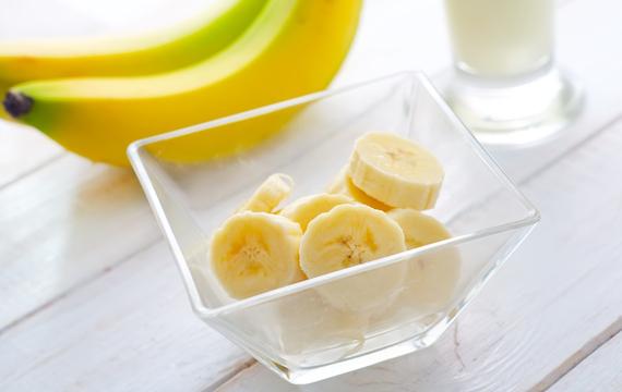 ¿Cómo acelerar la maduración de la banana?