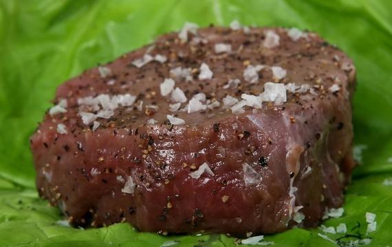 Carne de carnero a la parilla