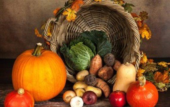 6 alimentos que vale la pena comer en otoño