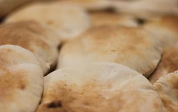 Pan pita - árabe