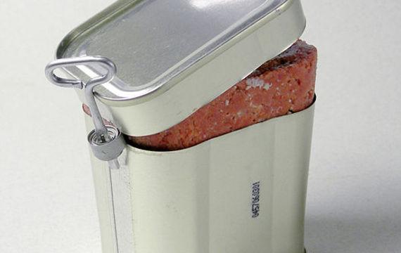 Carne en lata