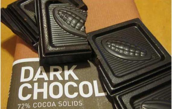 Cuanto más negro es el chocolate, mejor