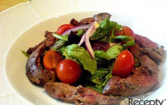 Hígado de pato -  foie gras