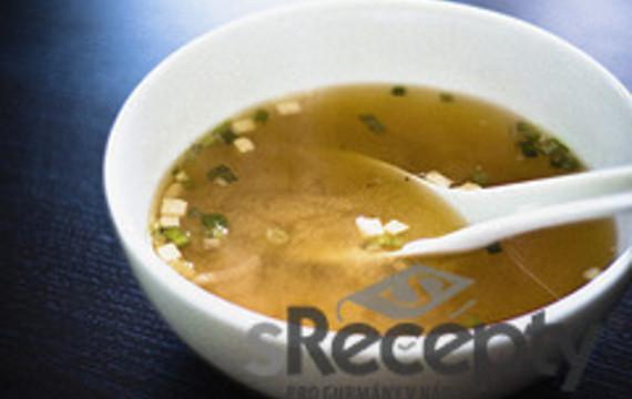 Sopa instantánea-sopa crema