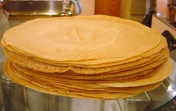Crepes-panqueque