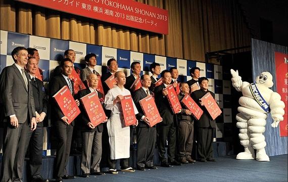 Tokio: la capital mundial del gourmet