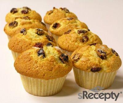 Muffins de arándanos para los chicos