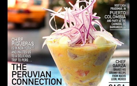 Nueva revista gastronómica