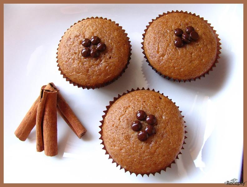 Cupcakes de canela