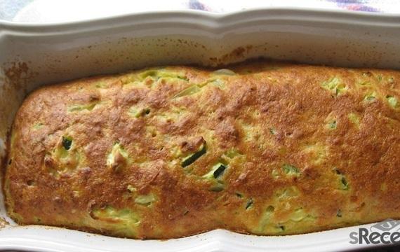 Pastel de acelga y zucchini